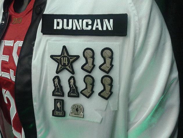 tim duncan 2013 allstar jersey