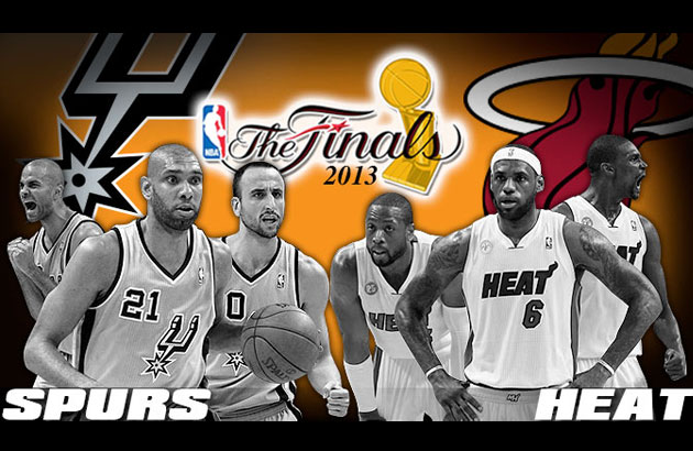 NBA Finals SA Miami