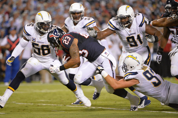 arion foster chargers